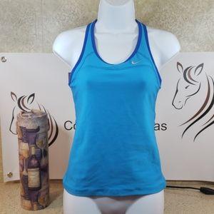 Nike Dry Fit Tank w/ built in bra